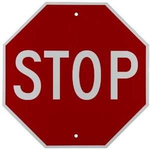 Brady 94142 18 Height, 18 Width Standard Traffic Sign