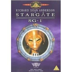 Stargate SG 1 Vol.3 [Region 2] Richard Dean Anderson