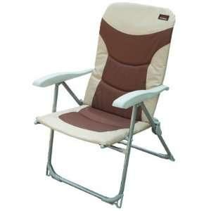 com Padded Adjustable Folding Chair RV Camper Chair Portable Folding