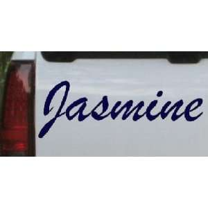 7in    Jasmine Car Window Wall Laptop Decal Sticker Automotive