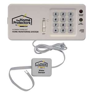 Reliance Controls THP201 Phone Call Alarm System Power Outage Freeze