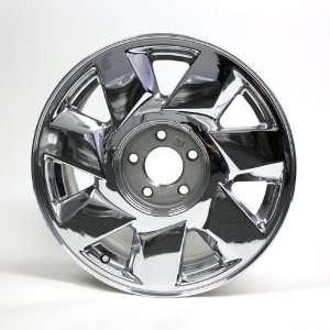 17 Inch Cadillac Deville Chrome Oem Wheel # 4553 2000 2002 Automotive