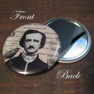 Charlie Chaplin Silent Film Star Pocket Mirror Tartx