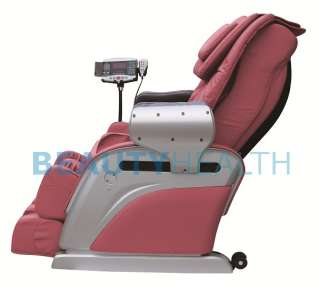 New BeautyHealth BC 10D Recliner Shiatsu Massage Chair *BUILT IN HEAT