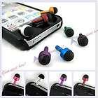 earphone jack plug dust cover mini tou $ 0 99  see