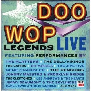 Doo Wop Gold Doo Wop 50, Vol.1 & 2 DVDs Greatest Doo Wop