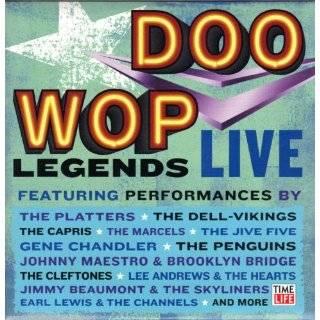 Doo Wop Gold Doo Wop 50, Vol.1 & 2 DVDs Greatest Doo Wop