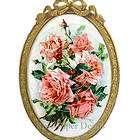 Chic Victorian Klein Chic Frame Rose Shabby Style 9 Decals De Klein 1