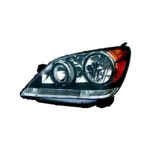 Honda Odyssey Headlight Oe Style Headlamp Left Driver Side