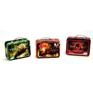 Star Wars Mini Tin Lunch Box Toys & Games