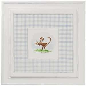 safari animal print (monkey)art for kids AFK