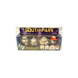 South Park Fingerbang Deluxe Figure Box Set Toys & Games