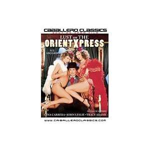 com Lust on the Orient Xpress GINA CARRERA, JOHN LESLIE Movies & TV