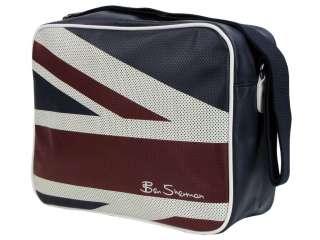 Ben Sherman Shoulder/ Flight/ Messenger Bag Union Jack