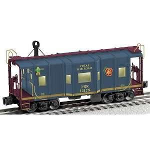 Lionel 6 27656 O 27 I 12 Caboose, Polar Express Toys & Games