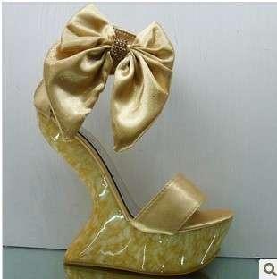 soles 15 cm Double Platform Super High Heels Wedding shoes