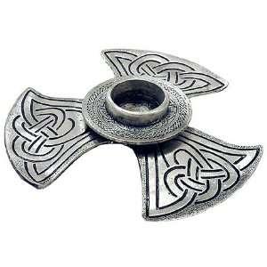 Celtic Irish Trinity Knot Candleholder