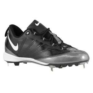 Nike Vapor 90 Metal   Mens   Baseball   Shoes   Black/Stealth