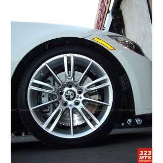 Rims BMW 3 SERIES Z4 E90 E92 MATTE BLACK 4pc 1set Automotive