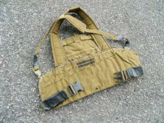 RRV Rhodesian Recon Vest + TAG Gear & MLCS Pouches Navy SEAL