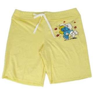 Drawstring Shorts   Pick Smurf/Smurfette Tweety or Mickey Mouse Disney