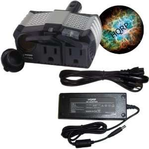 DC AC Laptop Travel Adapter Power Inverter compatible with Dell