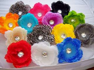 wholesale lot PICK 10 gerber DAISY peony FLOWER crafts HAIR bridal