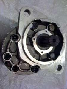 Case New Hydraulic Pump 580D 580SD 580E 580SE 584D 585D 586D