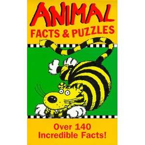 Animal Facts and Puzzles (Puzzle Books) (9780744572087