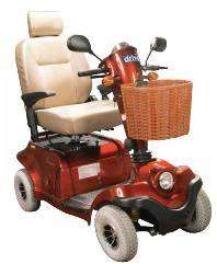 NEW Drive GLADIATOR Heavy Duty 4 Wheel ELECTRIC SCOOTER