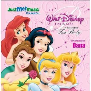 Disney Princess Tea Party Dana (DAY nuh) Music