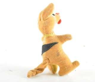 Vintage 1960s Japan Stuffed Plush Animal Toys Disney KO