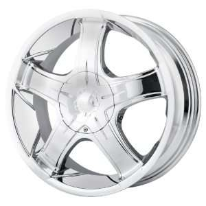 Ion Alloy 115 Chrome Wheel (20x8.5/10x115mm) Automotive
