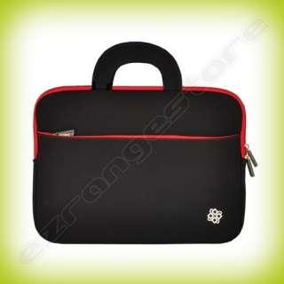 Black/Red Laptop Sleeve Case Bag for Lenovo ThinkPad T420S