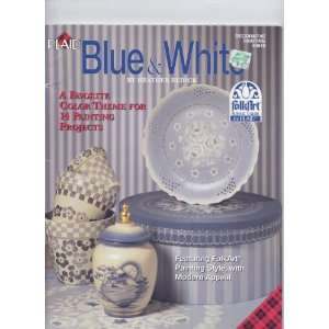 Blue & White Decorative Painting 14 Painting Projects