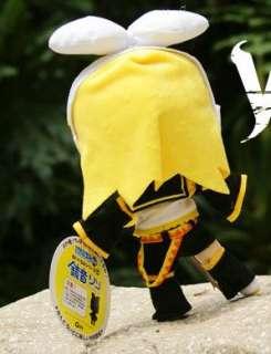Vocaloid Hatsune Miku Kagamine Rin Len plush doll 11