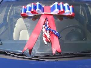 LARGE GIFT BOWS, GIANT CAR BOWS, HUGE BOW, BIG BOWS