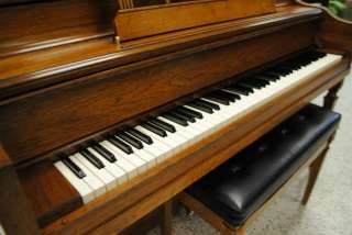 Cable Upright Console Piano
