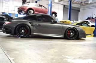 GT2RS Style 1pc Forged Wheels Porsche 996 997 Turbo 19