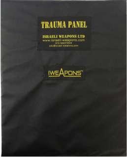 NEW Anti Trauma Panel Plate for Bulletproof Armor Vest
