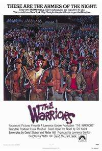 The Warriors   27 x 40 Movie Poster   Style A