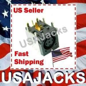 AC DC POWER JACK DELL XPS M1330 M1530 M1210 M140 M170