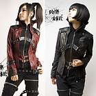 Y254 Punk Visual kera dolly Gothic lolita Unisex Jacket