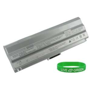Laptop Battery for Sony Vaio PCG TR3/SP, 6600mAh 9 Cell Electronics