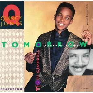 Tomorrow 4mixes Quincy Jones Music
