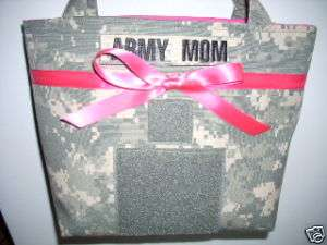 Military Army Wife Purse personalized ACU handbag