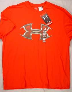 UNDER ARMOUR Heat Gear Workout Shirt (Mens Large) NWT