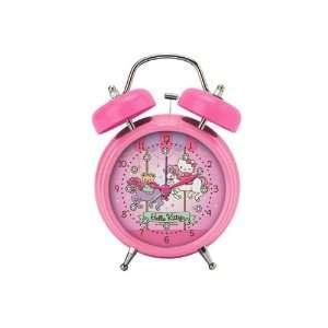 Hello Kitty Alarm Clock  Carousel