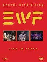 Earth, Wind & Fire   Live In Japan (DVD)