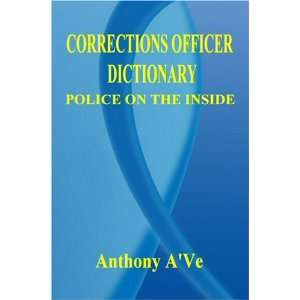 Corrections Officer Dictionary